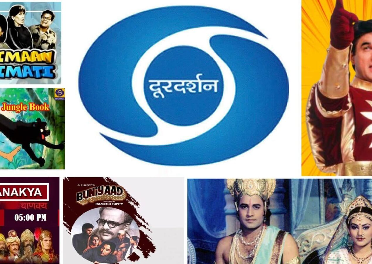Top TV Shows Scheduled For Re-telecast on Doordarshan