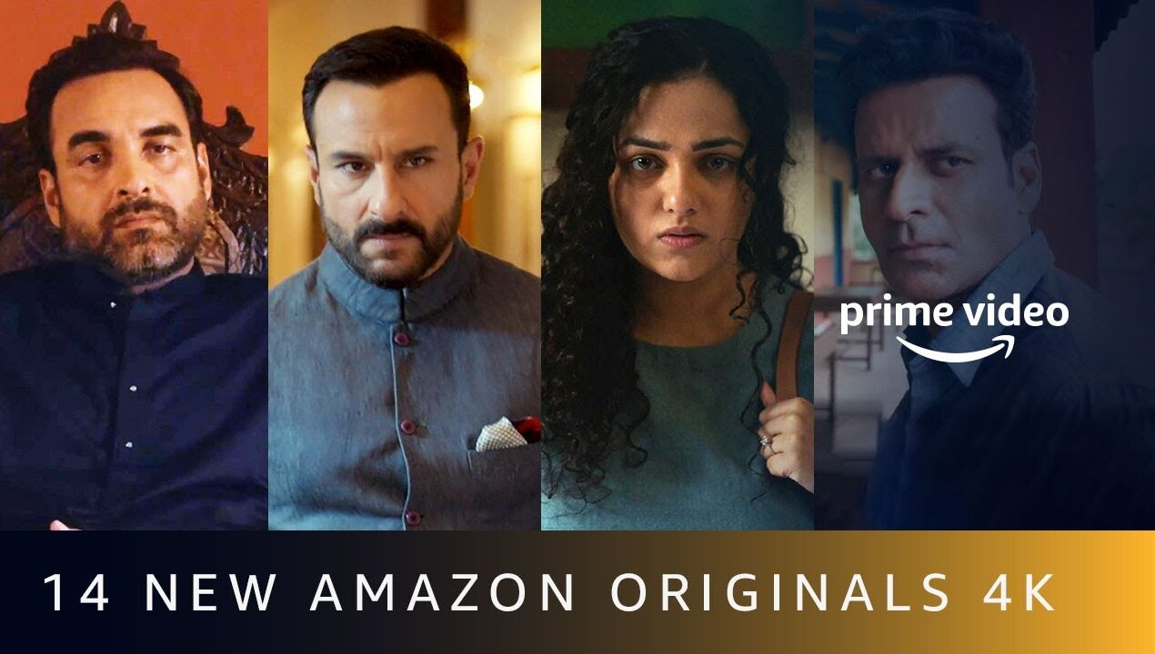 14 Amazon Prime Web Series of 2020 [Must Watch]
