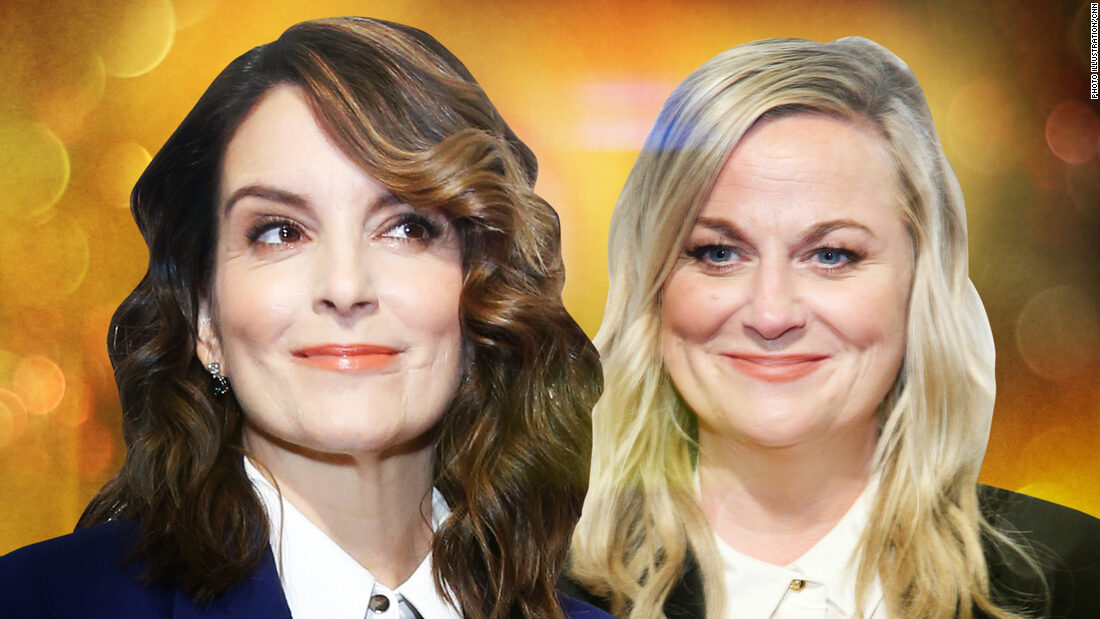 Analysis: Tina Fey, Amy Poehler are the silver lining to a likely strange Golden Globes