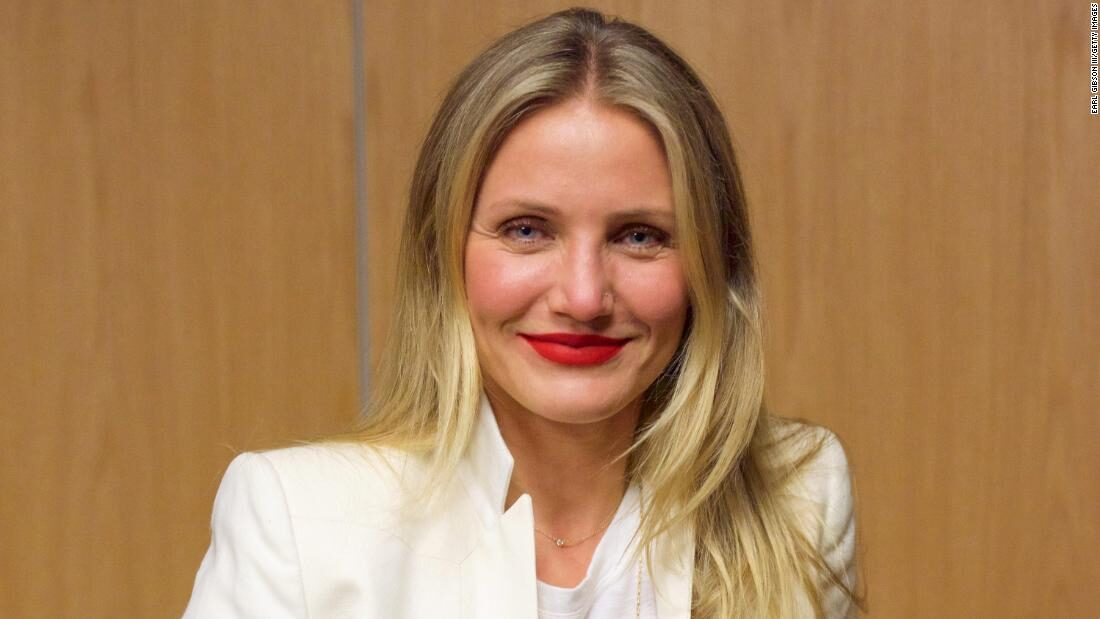 Cameron Diaz on why she 'couldn't imagine' returning to acting