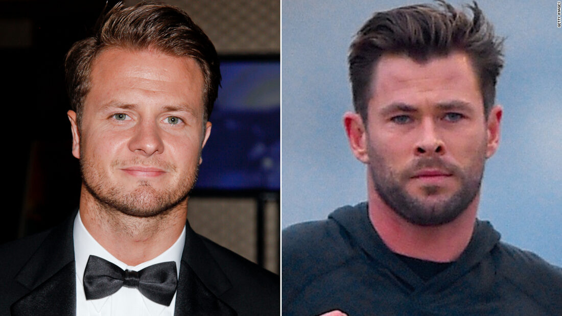 Chris Hemsworth's stunt double is struggling to keep up with his weight gain