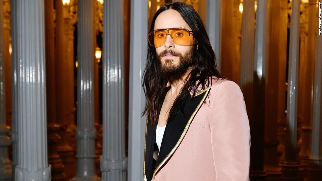 Jared Leto as Joker in 'Justice League' is here