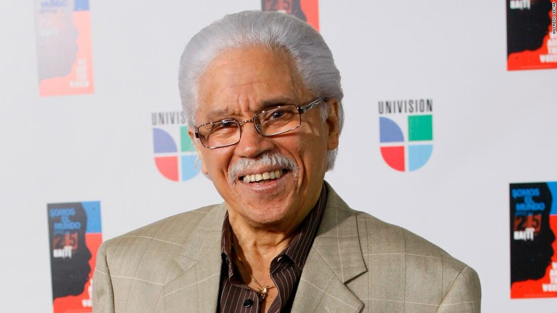 Johnny Pacheco, who popularized salsa music in the US, dies at 85