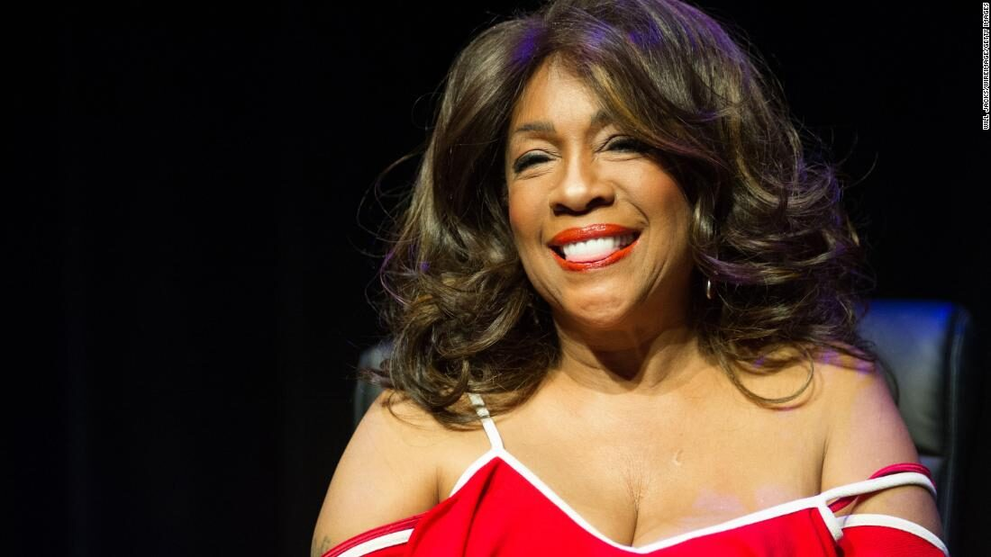 Mary Wilson, a founding member of 'The Supremes,' has died
