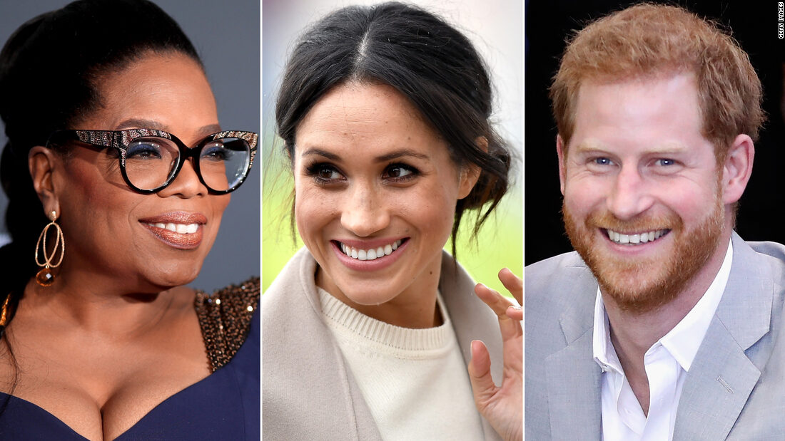 Oprah Winfrey lands primetime special with Meghan Markle and Prince Harry