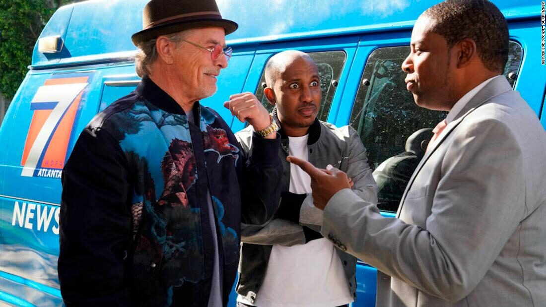 'Young Rock' and 'Kenan' give NBC a just-so-so comedy tag team